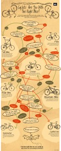 Choose Bike Infographics
